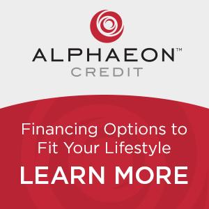 Alphaeon Credit Financing Options Badge