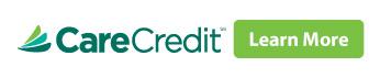 CareCredit logo learn more